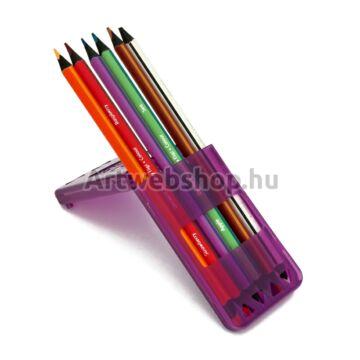 Academy Flip Színes Ceruza - 6 darabos készlet