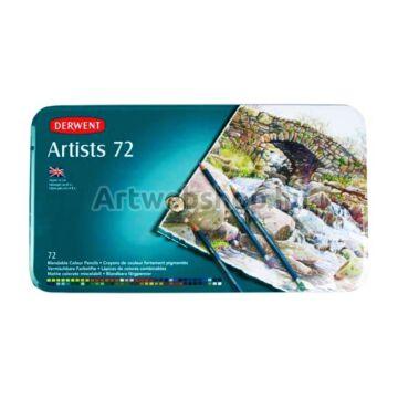 Derwent Artists Ceruza - 72 darabos készlet