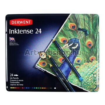 Derwent Inktense Ceruza - 24 darabos készlet